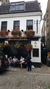 Mayflower PubR
