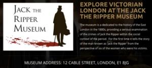 Ripper Museum 1